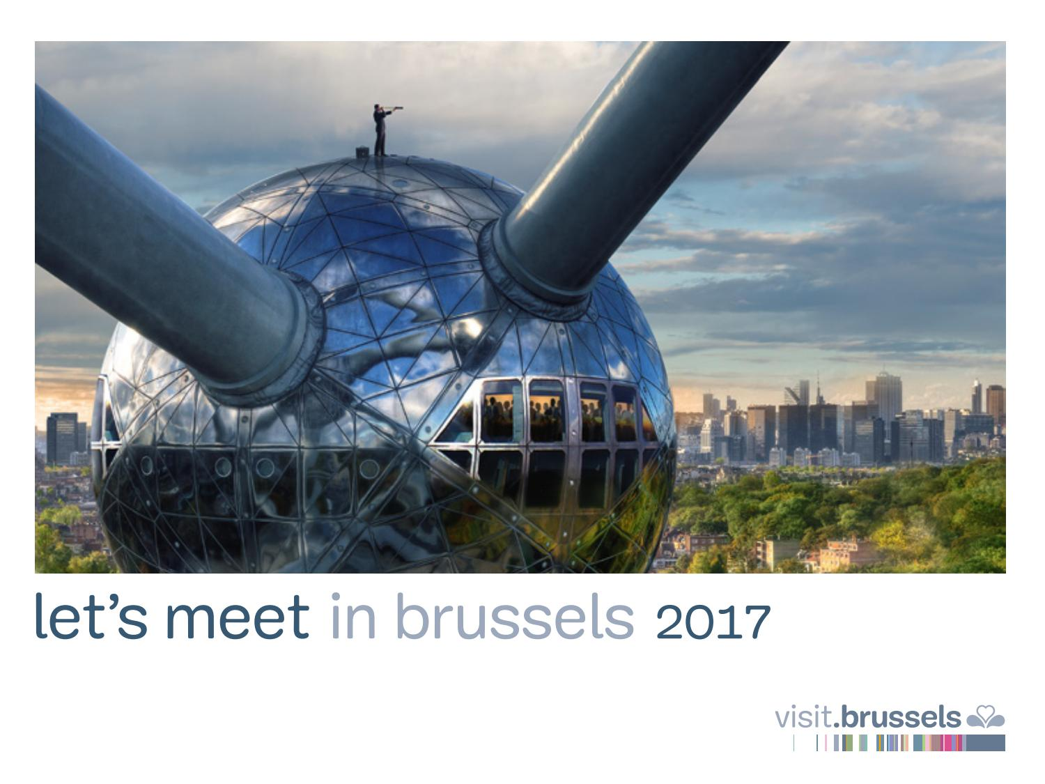 Let S Meet In Brussels 2017 By Visit Brussels Issuu