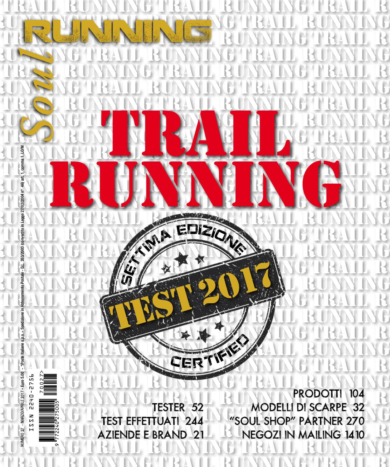 Soul Running 27 Guida Trail Running 2017 By Soulrunning Issuu