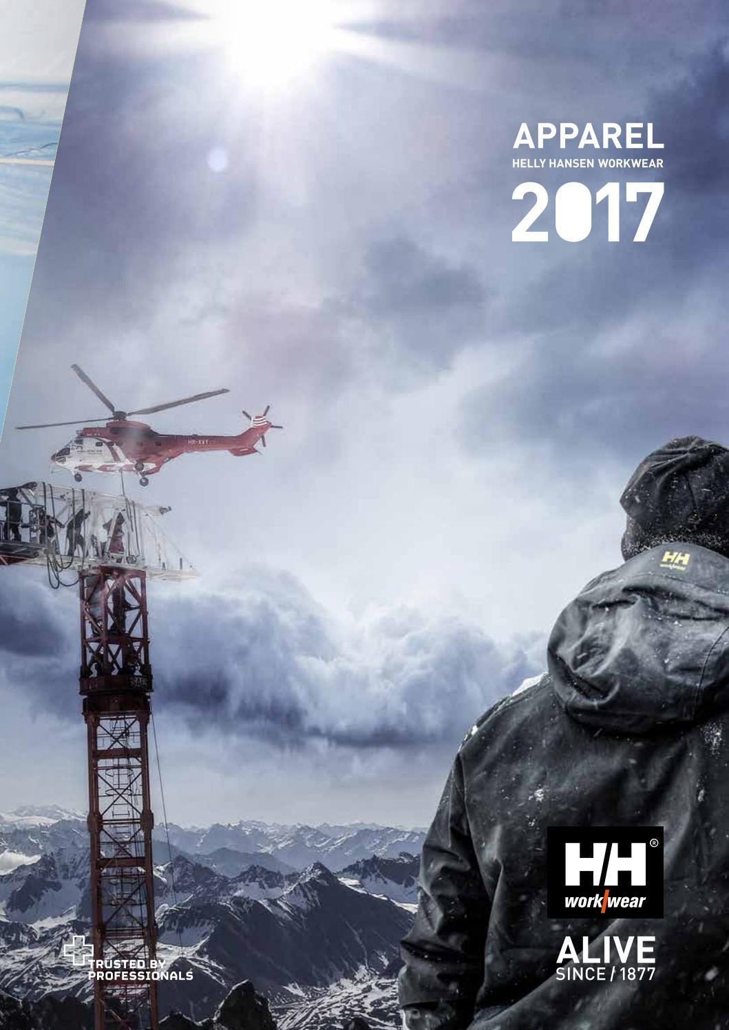 HHww Main Catalog 2017 Apparel DE by HH Workwear issuu