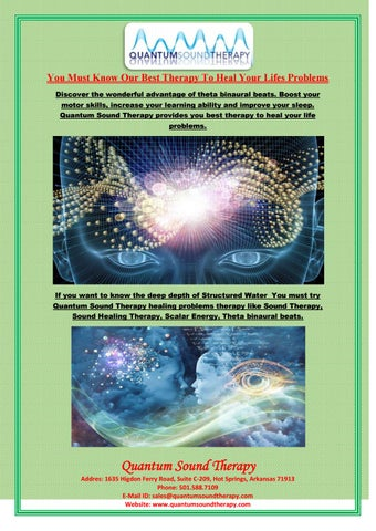 Know the wonderfull advantage of theta binaural beats by