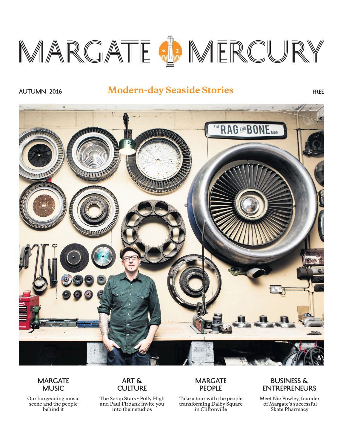 margate mercury u2013 autumn 2016 by the margate mercury issuu