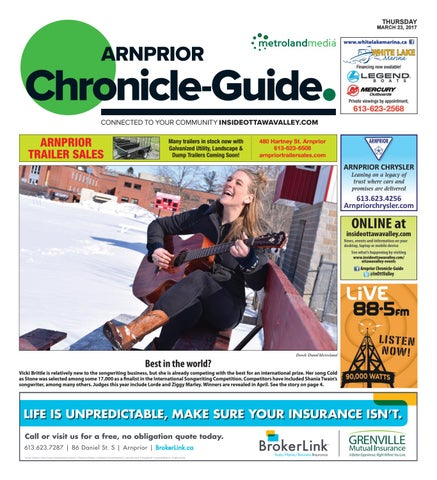 Arnprior032317 by metroland east arnprior chronicle guide issuu page 1 fandeluxe Images