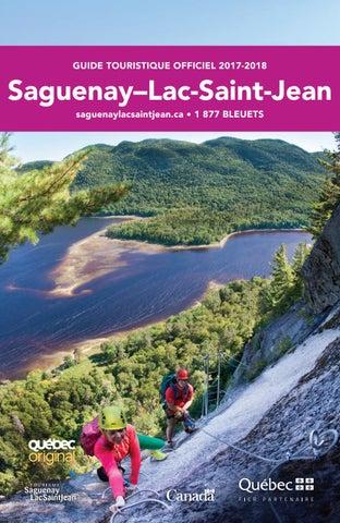 Guide touristique officiel du Saguenay-Lac-Saint-Jean - Édition 2017 ... e74468a77324
