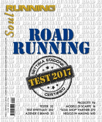 28 guida SoulRunning by Soul issuu running Running 2017 road 5FCn6w1