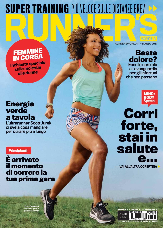 Runners world italia marzo 2017 by Bookfree - issuu 31816cd7518