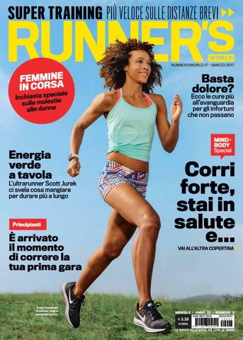 Runners world italia marzo 2017 by Bookfree - issuu 1332a62cf25