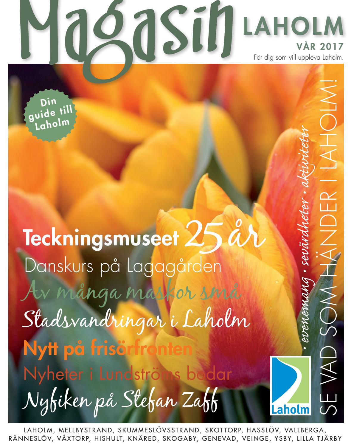 Magasin laholm vr 2017 by MacMedia - issuu