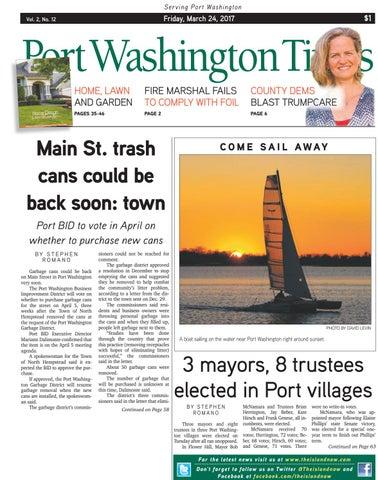 495ccabab212 Port washington times 3 24 17 by The Island Now - issuu