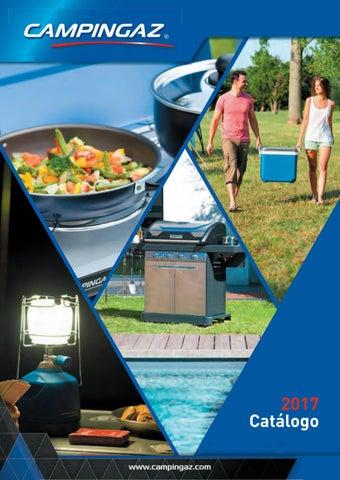 Campingaz 2000015081 Barbacoa a gas 400 SG