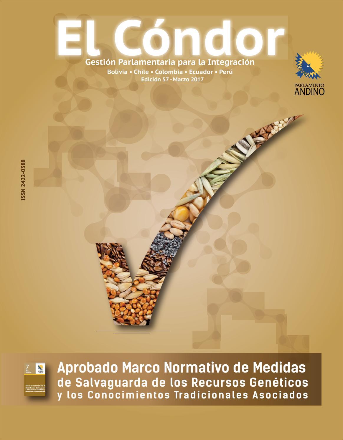 El Cóndor, edición marzo 2017 by Winy Flores - issuu
