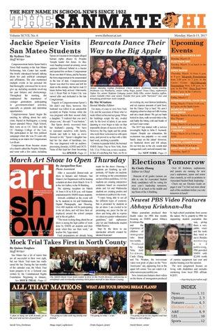 March 2017 by The San Mateo Hi - issuu 838dd94d5