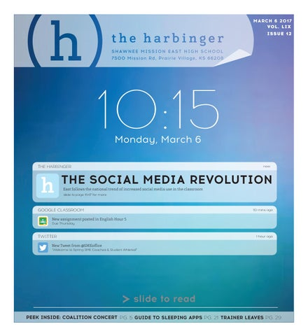 38d9e7712d0 Issue 12 by The Harbinger - issuu