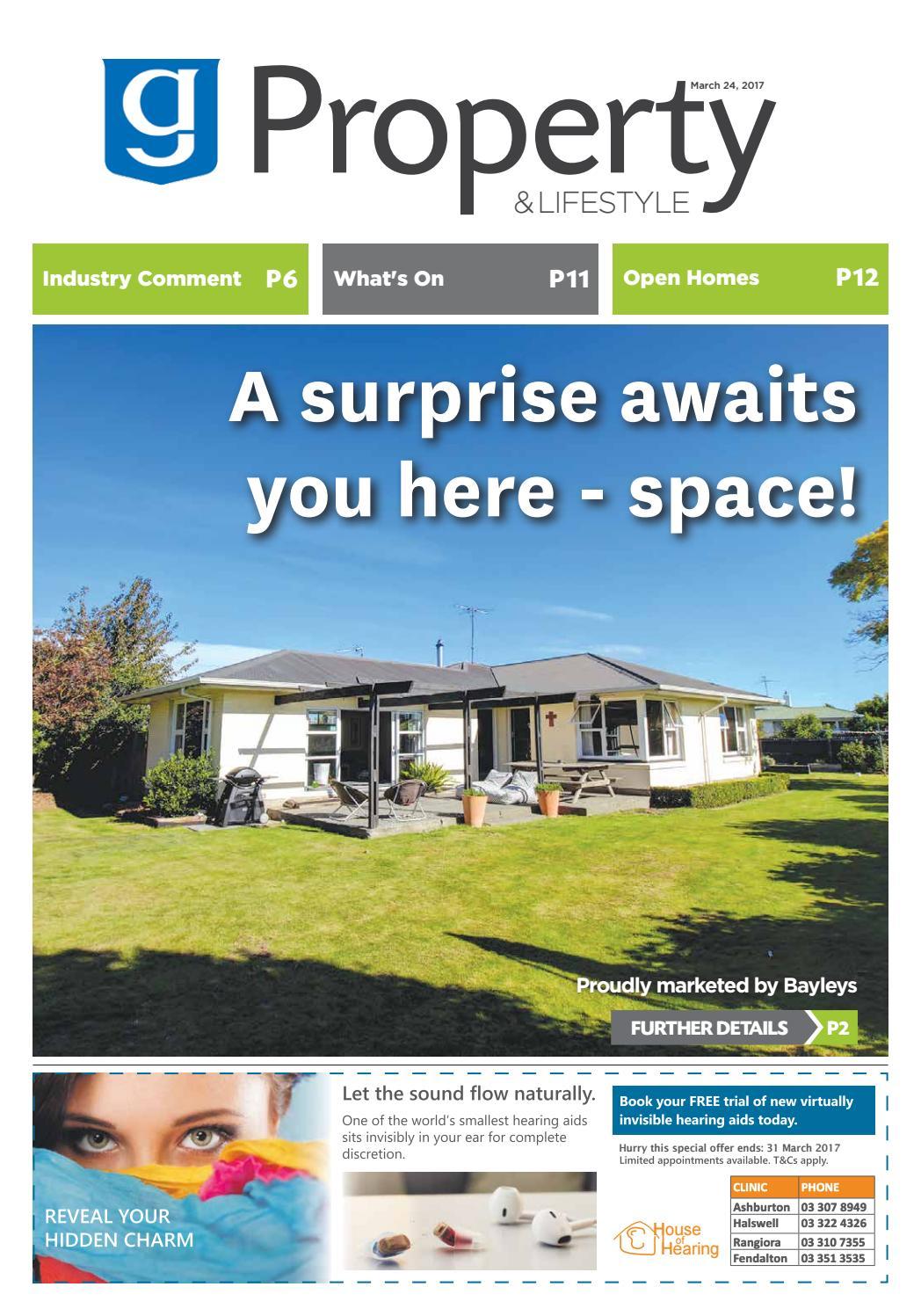 Guardian Property | March 24 by Ashburton Guardian - issuu