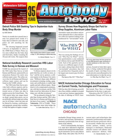 June 2018 southwest edition by autobody news issuu april 2017 midwestern edition fandeluxe