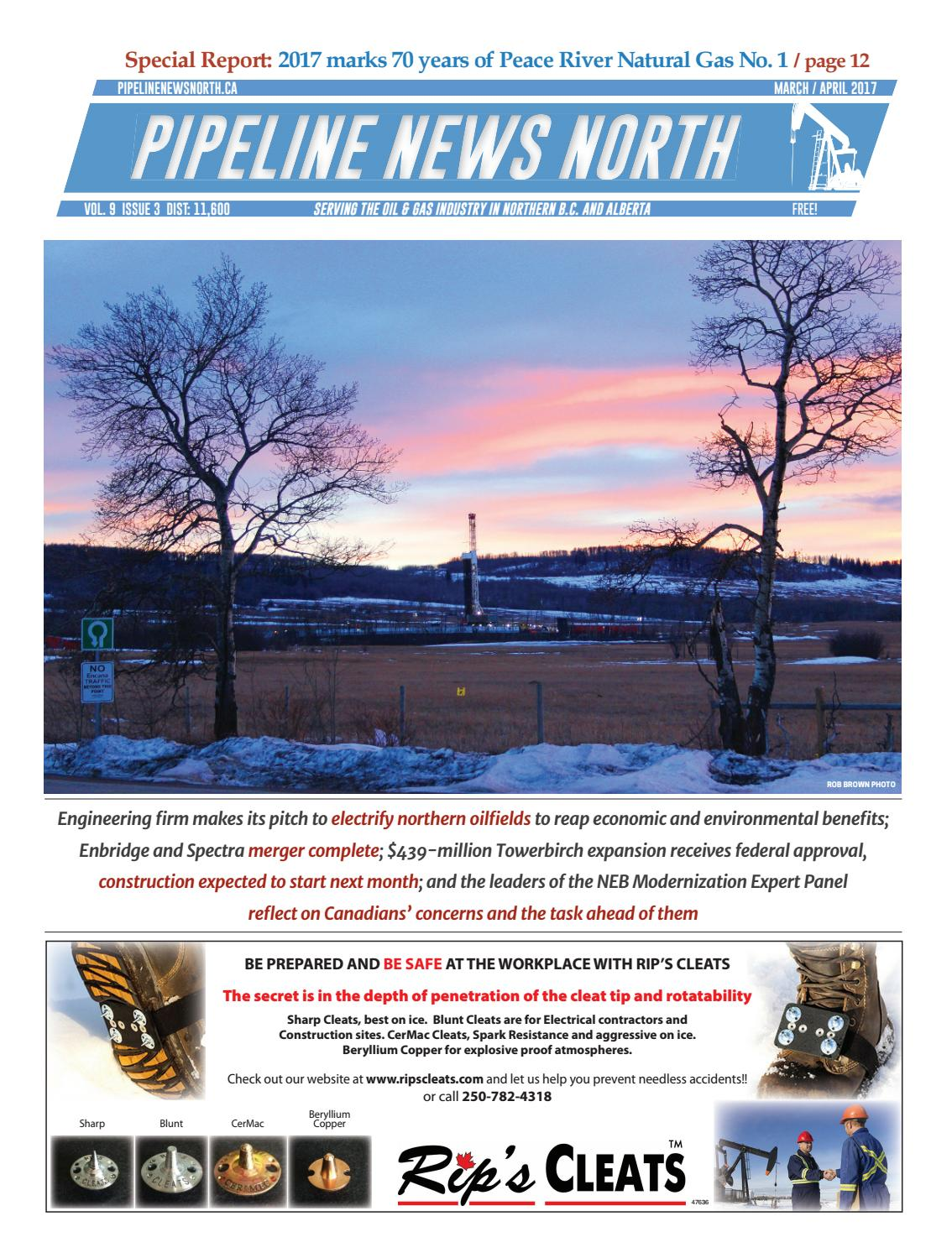 Pipeline News North March 2017 by Pipeline News North - issuu
