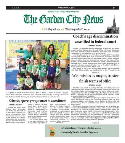 8b936f2d89e2 The Garden City News by Litmor Publishing - issuu