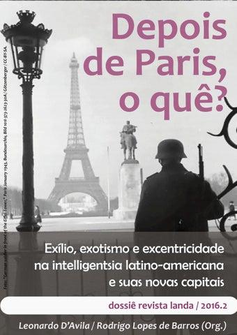 Depois de paris o qu exlio exotismo e excentricidade by page 1 fandeluxe Gallery