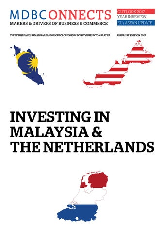 Mdbconnects 2017 1 By Malaysian Dutch Business Council Issuu