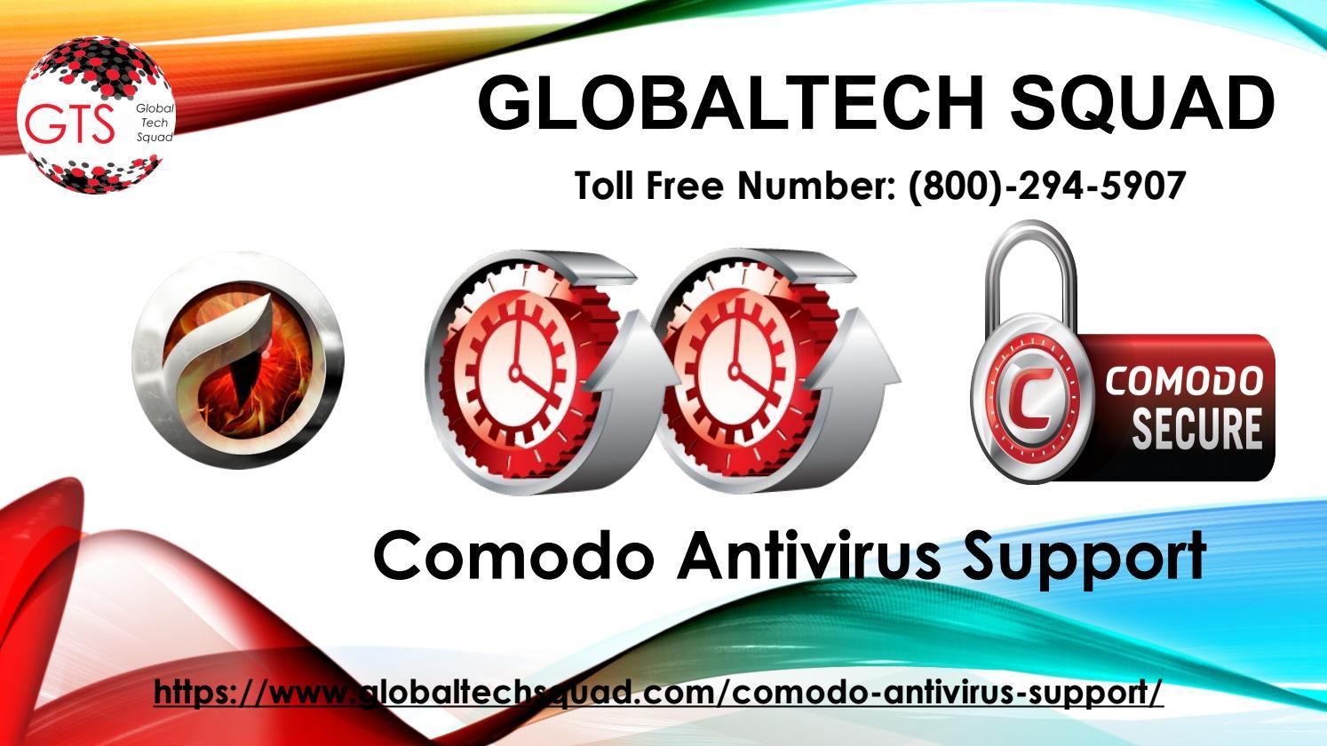 comodo antivirus problems