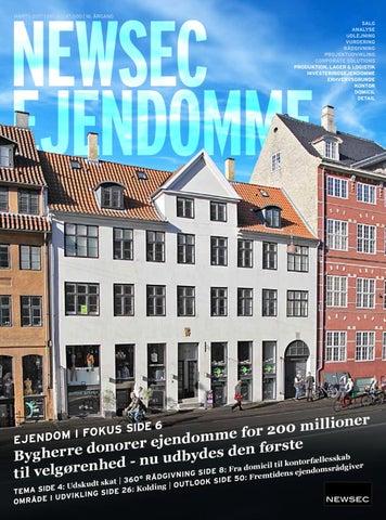 fd5a8f0e2ee Newsec Ejendomme by Newsec Advisory A/S - issuu