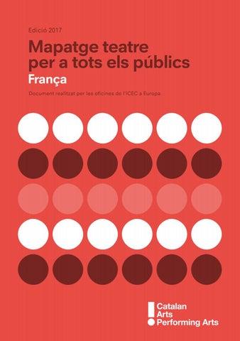 Mapatge teatre per a tots els públics. França