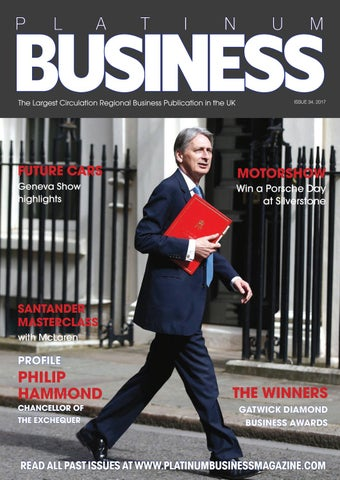 2b28bf21a536 PLATINUM BUSINESS MAGAZINE - issue 34 by Platinum Business - issuu
