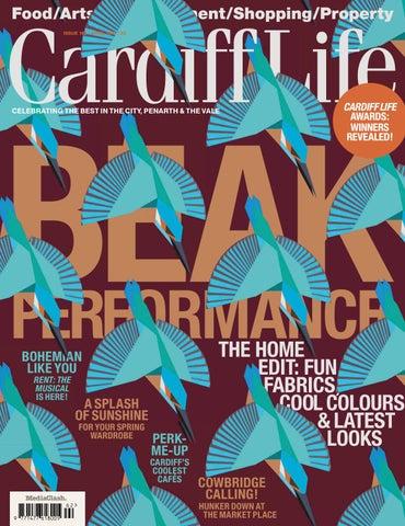 9cf8dd8f20 Cardiff Life – issue 165 by MediaClash - issuu