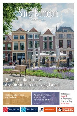 Sinke Komejan Makelaars - Krant voorjaar 2017 by DMARC - issuu