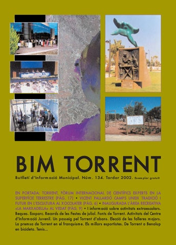 Bim 134 by Ajuntament de Torrent - issuu
