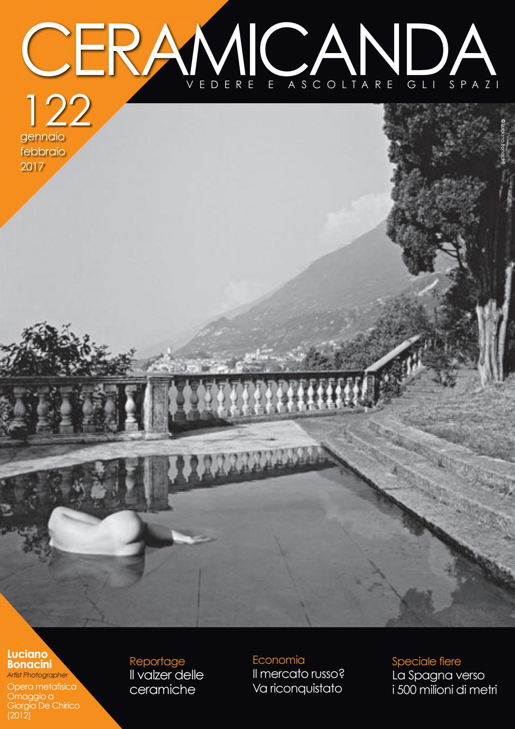 ceramicanda n.122 by ceramicanda - issuu - Ruini Arredo Bagno Casalgrande