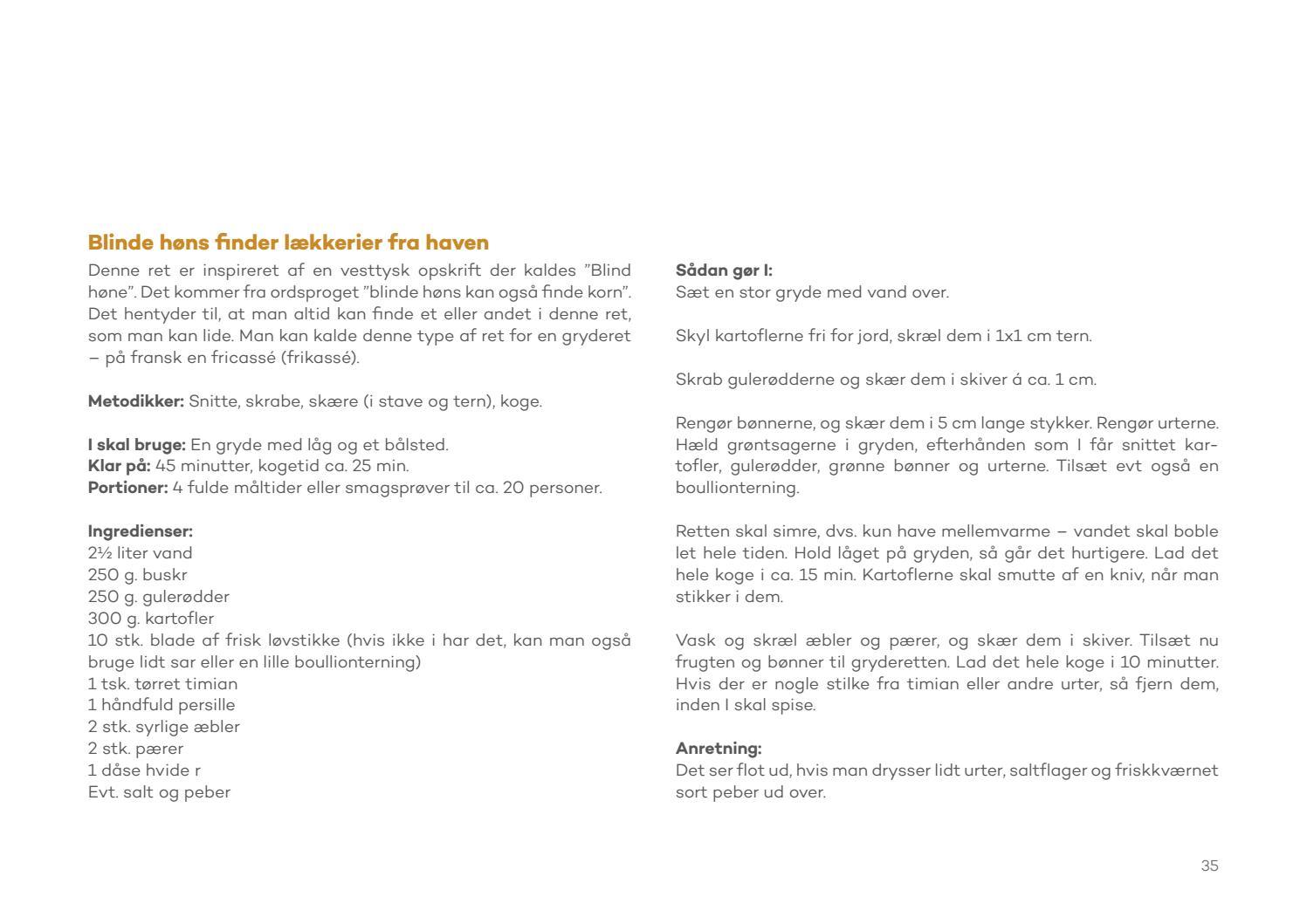 Rullende Køkkenhaver Pædagogisk Arbejde Med Børn Og Mad By Smag På