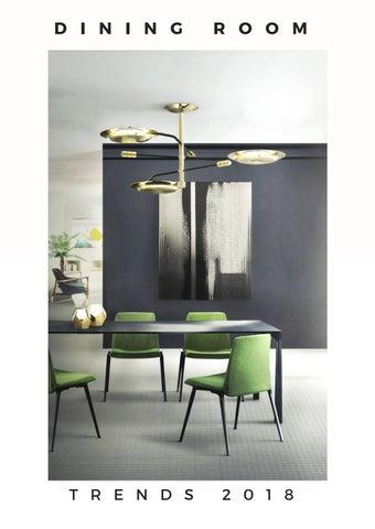 Genial Dining Room Ideas Interior Design Trends 2018   Home U0026 Living