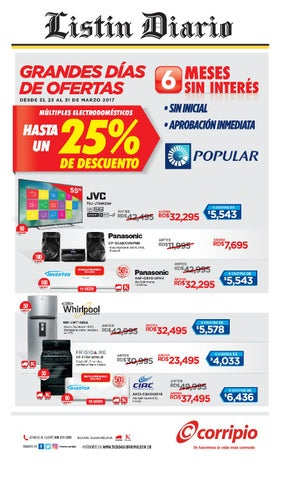 wholesale dealer 5eb51 212fc 2017 03 24 by Listín Diario - issuu