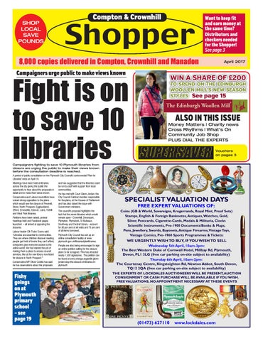 Plymouth Shopper April 2017