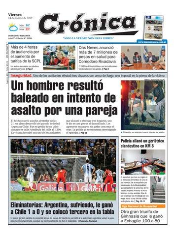 232cc6f332bda A80cfb336a128adaec74e71bf7fcc27a by Diario Crónica - issuu