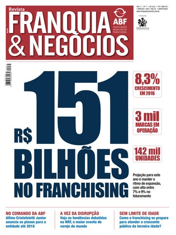16b21e5637a84 Revista Franquia   Negócios ABF nº 71 by Editora Lamonica Conectada ...