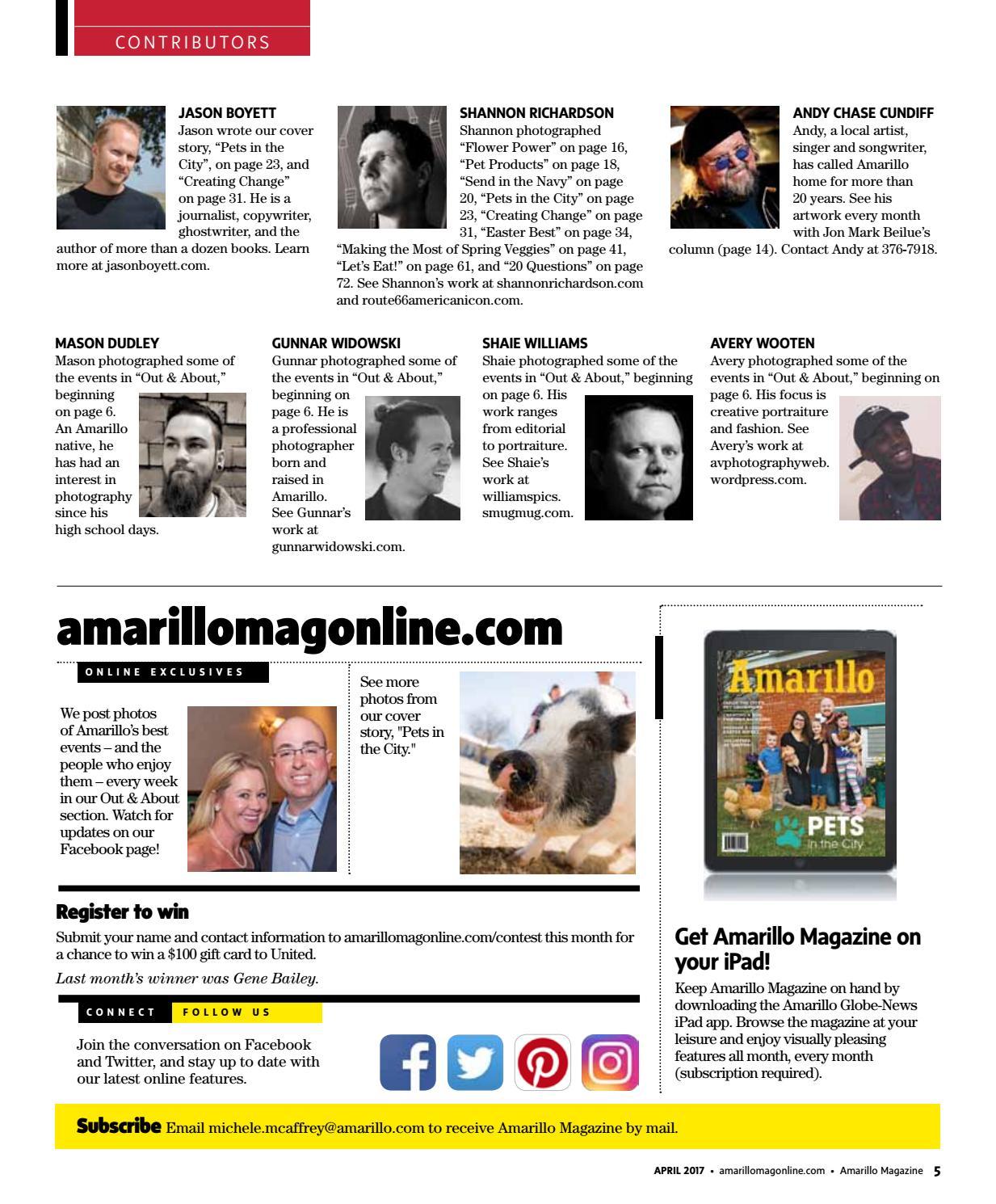 amarillo online magazine
