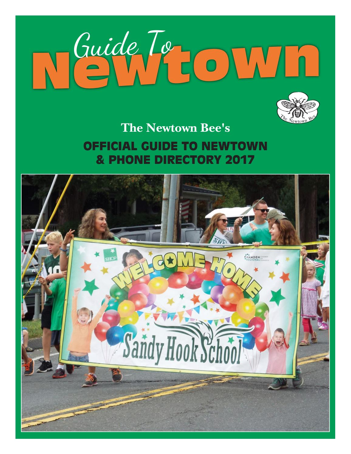 Guide To Newtown 2017 By Bee Publishing Co Issuu Eye Shadow Mukka 7016