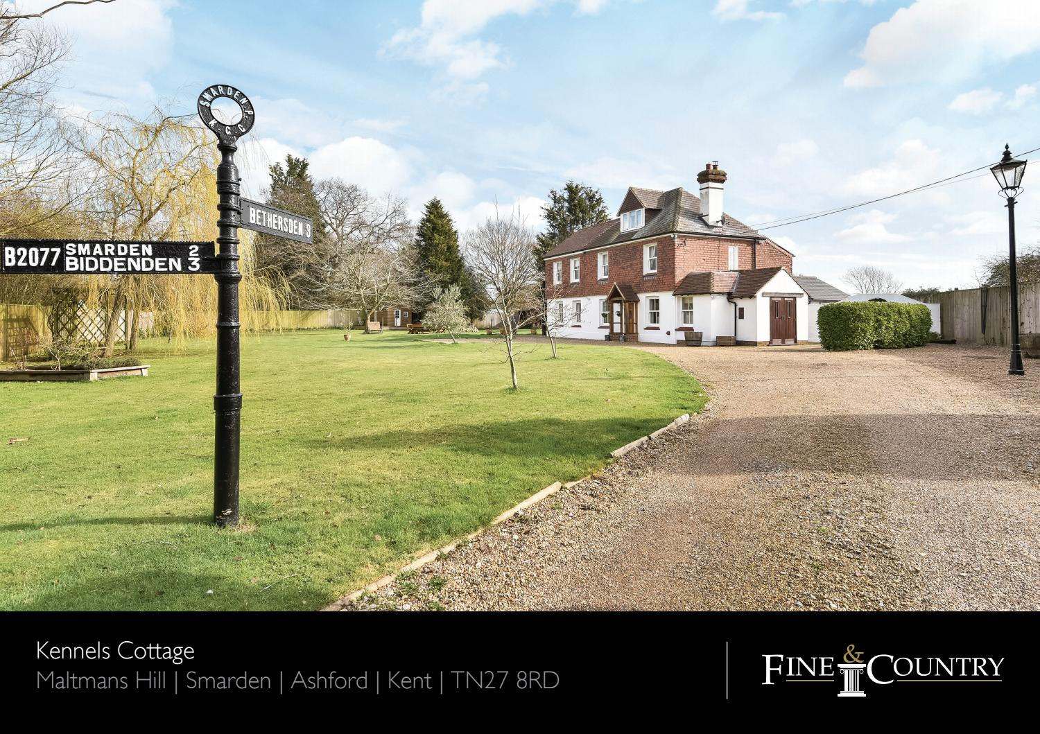 Maltmans Hill, Smarden, Kent by Fine & Country - issuu