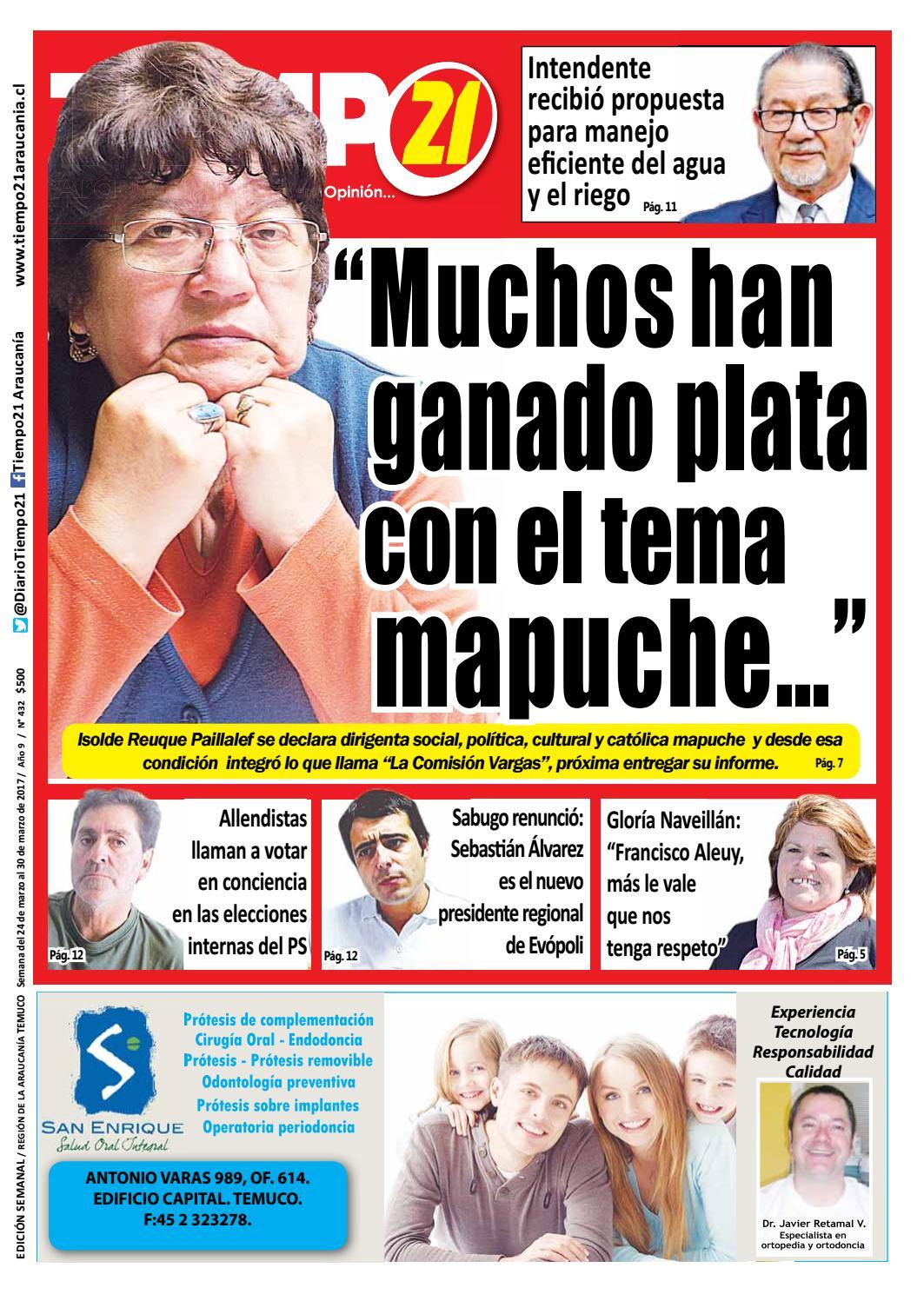Edici N 432 Muchos Han Ganado Plata Con El Tema Mapuche By  # Muebles El Toqui Rancagua