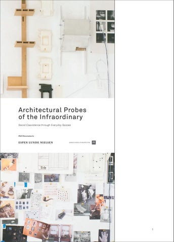 d6e11ca7556b Architectural Probes of the Infraordinary: Social Coexistence ...