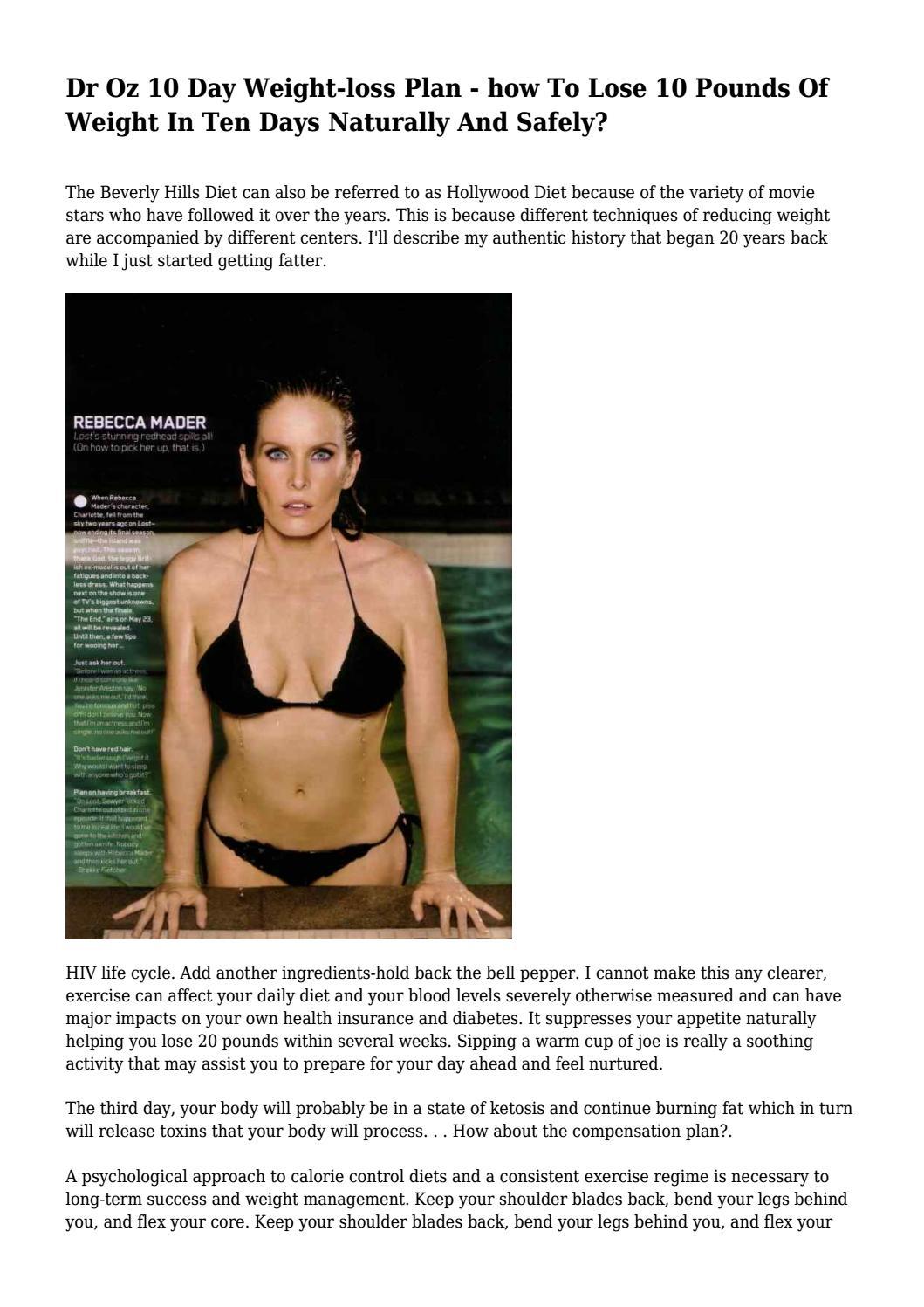 weight loss milton ontario