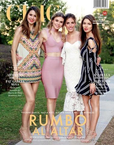 Chic Magazine Monterrey N 250 M 542 23 Mar 2017 By Chic