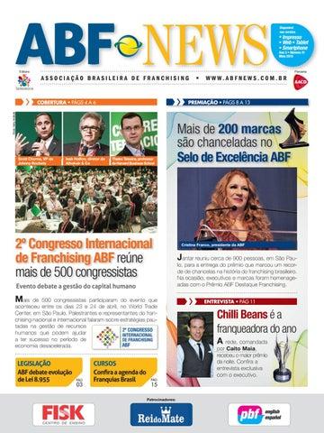 ABF News nº 31 by Editora Lamonica Conectada - issuu 7f53c289d8
