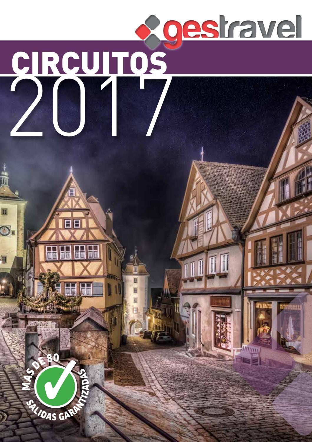 VERANO 2017 - GESTRAVEL by Gestravel YEC Segle XXI, SL - issuu