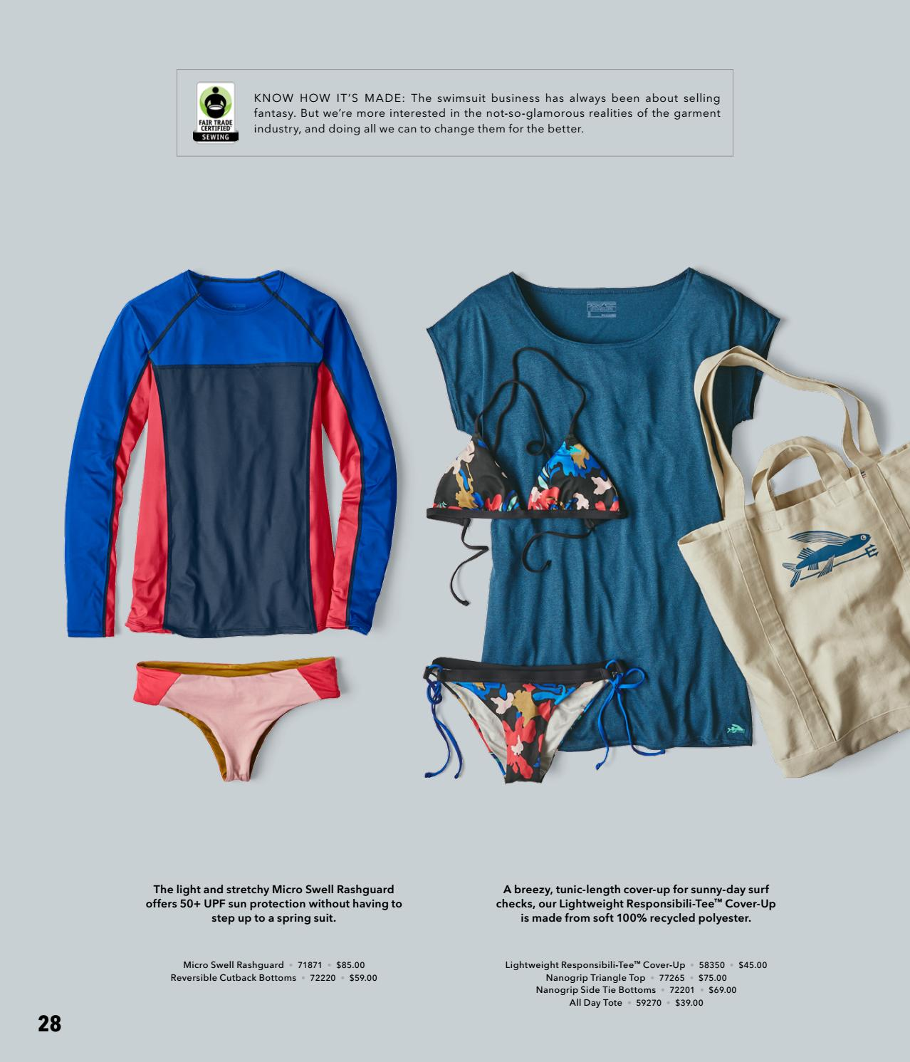 d51a6b60b Patagonia Surf 2017 Catalog (U.S.) by Patagonia - The Cleanest Line ...