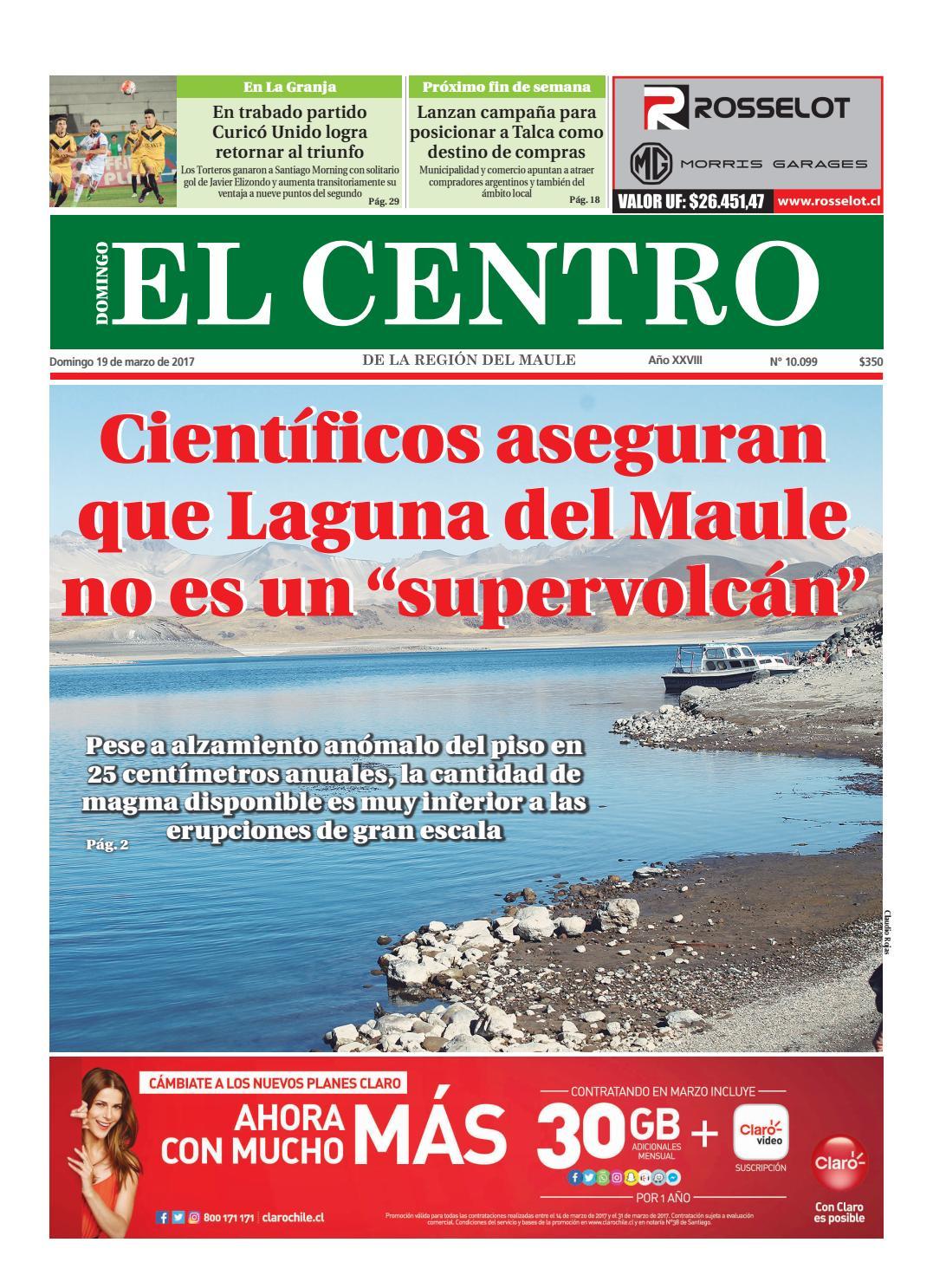 Diario 19-03-2017 by Diario El Centro S.A - issuu