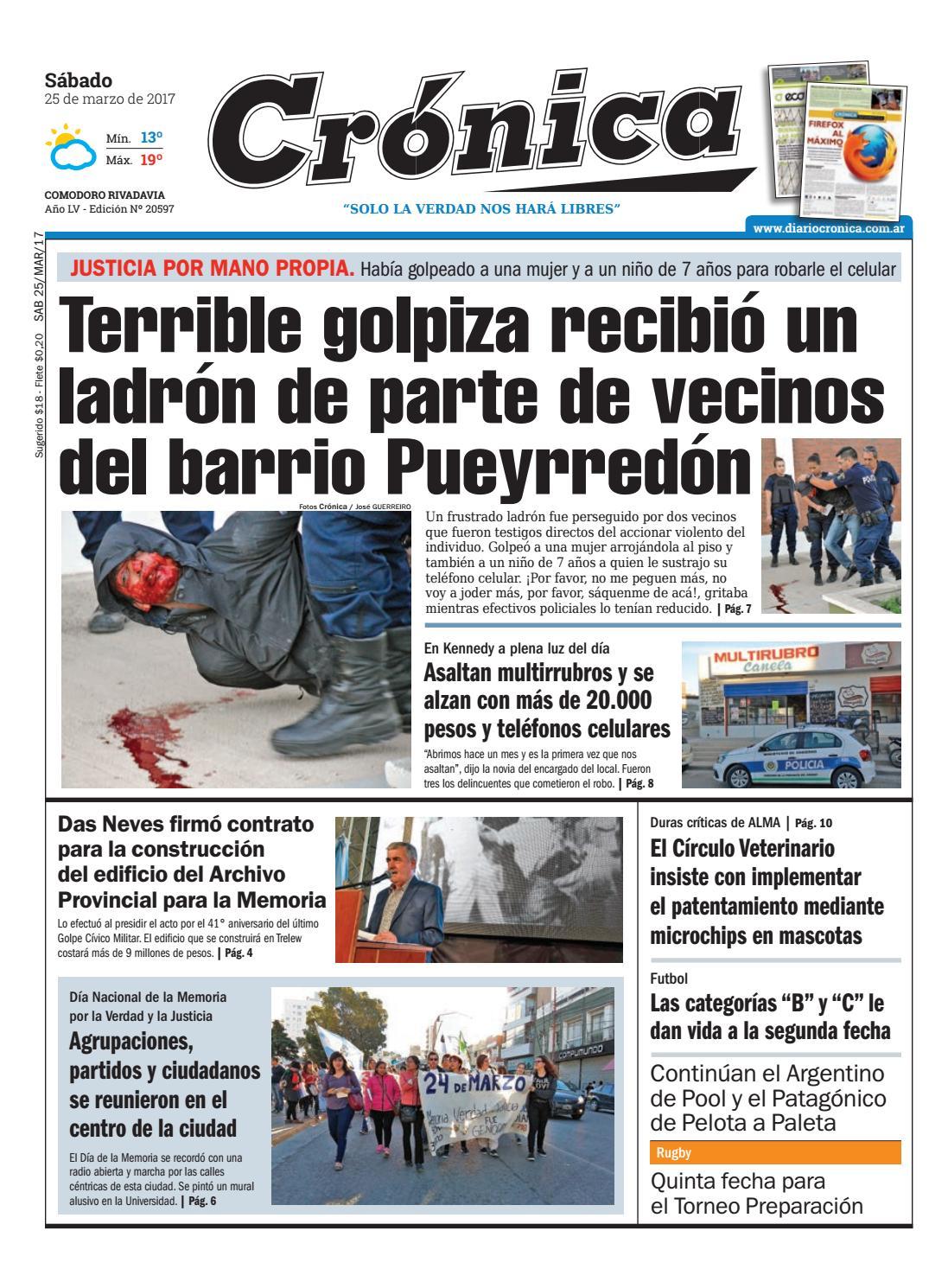 2f2947bae91b2 80b415733ff461a5a56cfc9bc476bdaa by Diario Crónica - issuu