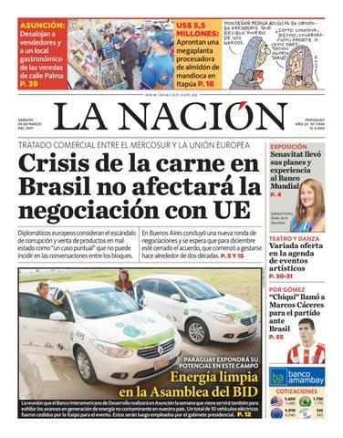 d409bab53b DIARIO LA NACIÓN - EDICIÓN 7.934 by La Nación - issuu