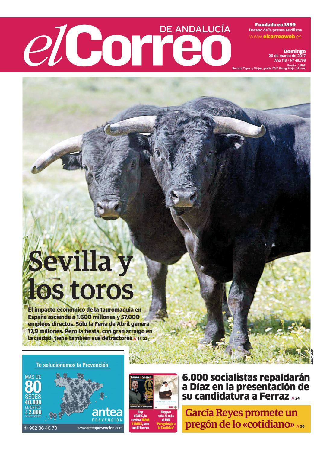 26 03 2017 El Correo De Andaluc A By El Correo De Andaluc A S L  # Muebles Sastre Viso Alcor